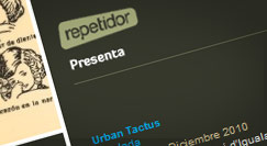 Repetidor Disc Website